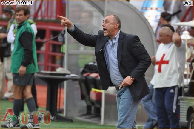 Локомотив - Ростов 2-0
