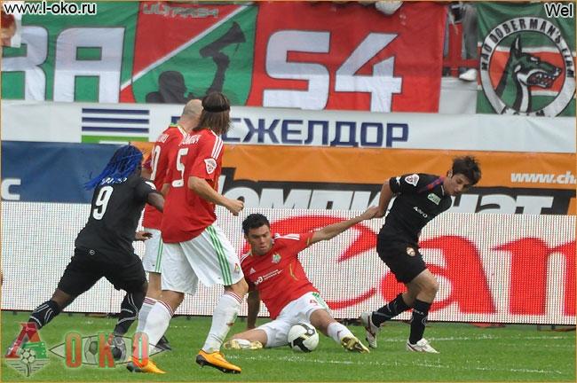 Локомотив - ЦСКА 2-1