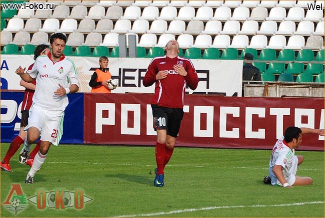 ФК Москва - ФК Локомотив 0-0