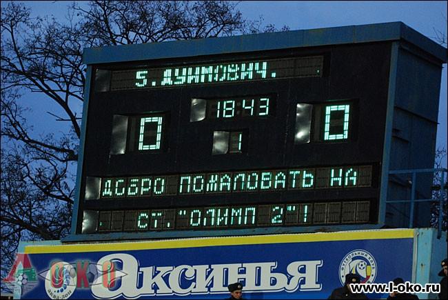 ФК Ростов - ФК Локомотив Москва. 1-1