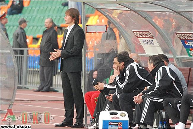 ФК Рубин - ФК Локомотив Москва  2-0.