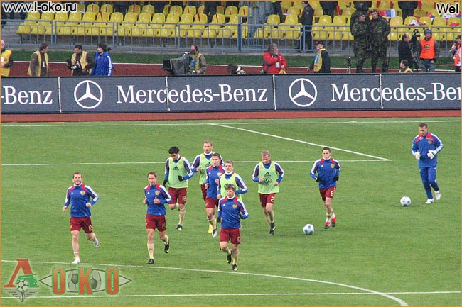 Россия - Германия 0-1
