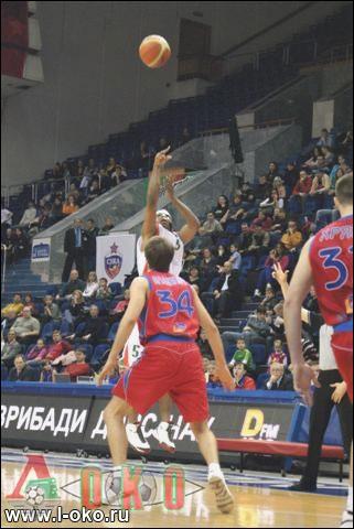 ПБК ЦСКА - БК Ростов