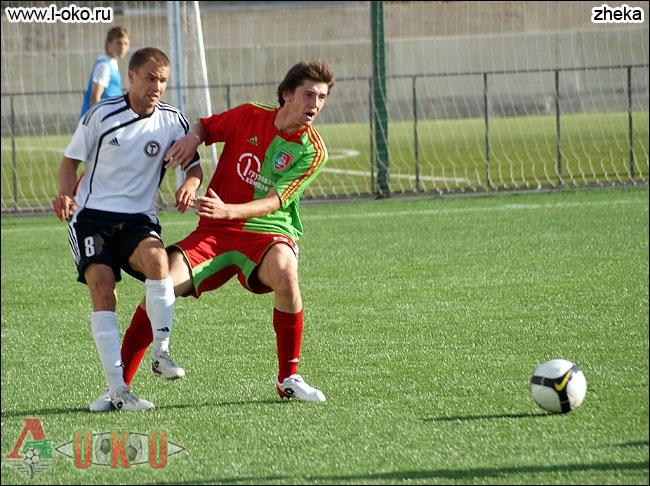 Локомотив-2 - Торпедо Владимир  0-3