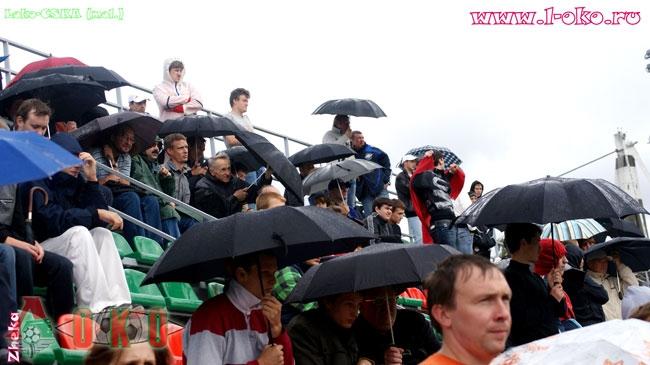 Локо - ЦСКА (мол)1-0