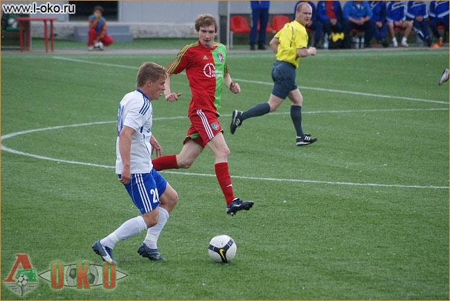 Локомотив-2 - Истра  0-1