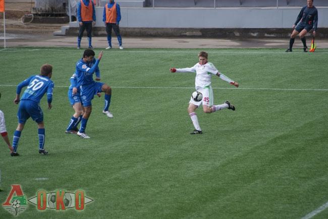 Локомотив (мол) - Зенит (мол)  2-1