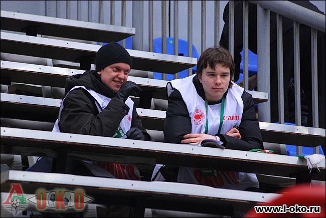 Локомотив Москва - Ростов 2-1