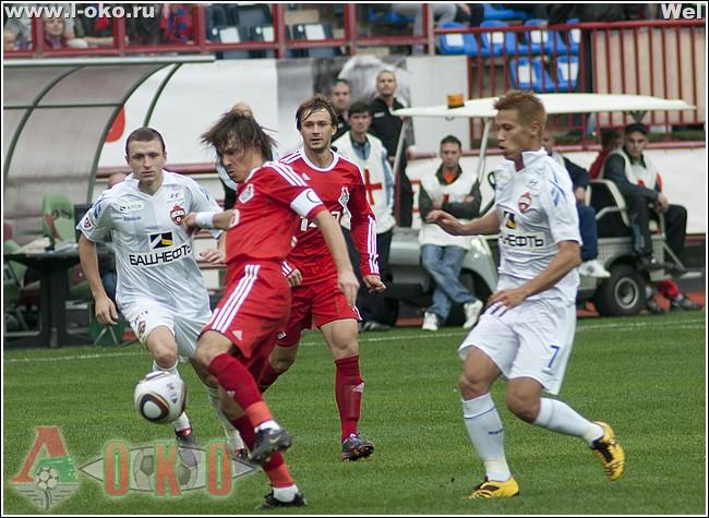 ФК Локомотив - ПФК ЦСКА 1-0
