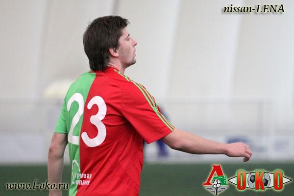 Локомотив-2 - Текстильщик