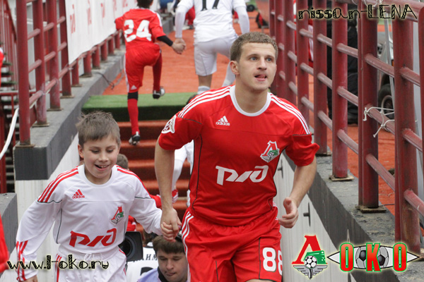 Локомотив - Томь 2-1