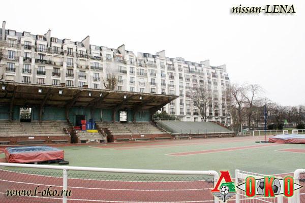 Стадион Гео Андрэ
