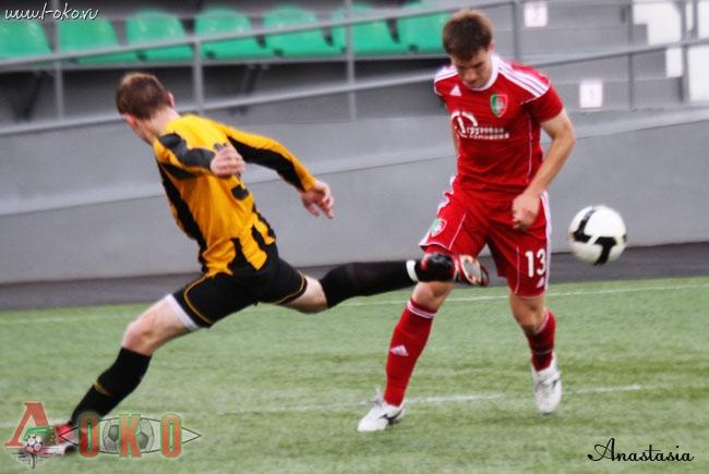 Локомотив-2 (Москва) - Днепр (Смоленск)  1-1