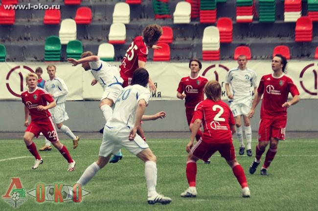 Фотографии с матча Локомотив-2 - Динамо (Вологда)