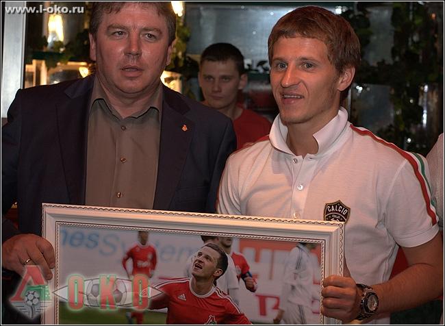 Встреча с А.Алиевым