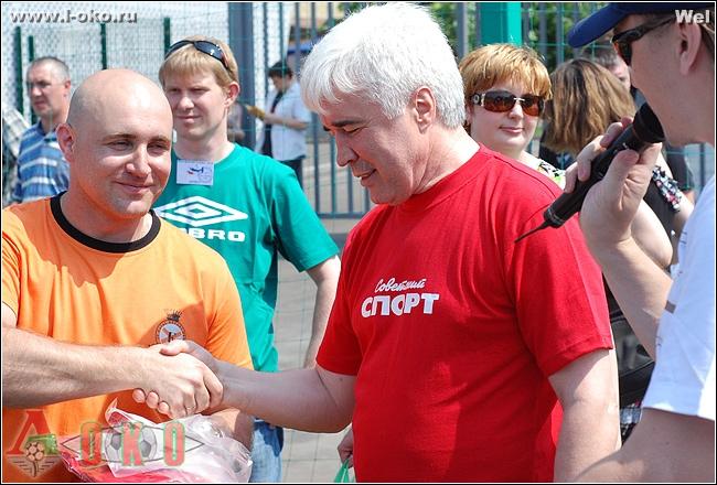 Открытие МСА в Черкизово