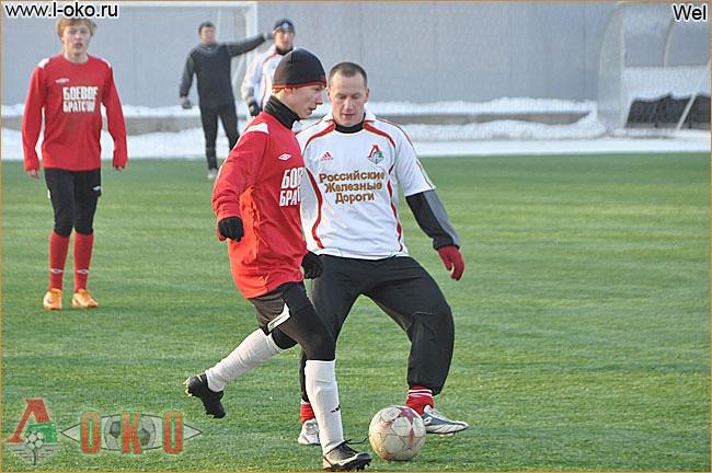 Турнир болельщиков ФК Локомотив. Локомотив.ру - Красноармейск  7-1.