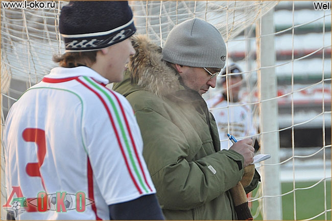 Начальник команды Локомотив.ру Владимир Маслов
