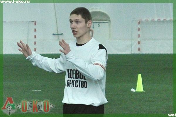 Зимний турнир ьолельшиков ФК Локомотив Москва. Адреналин - Красноармейск 2-0.