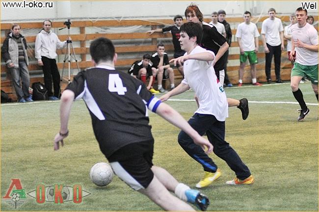 Зимний турнир фанатов ФК Локомотив Москва. Лист - Funny Friends  3-7