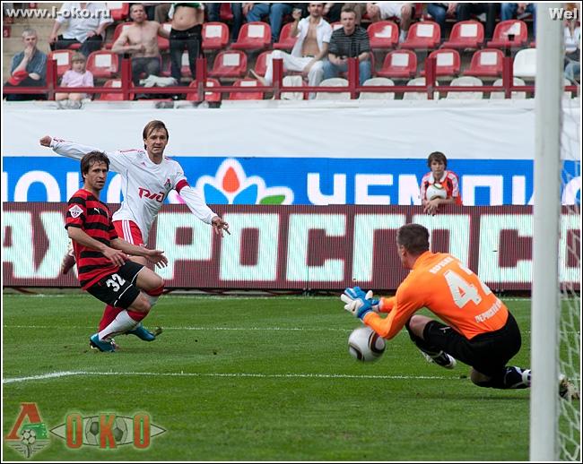 Локомотив Москва - Амкар 2-0