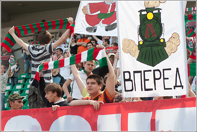 Локомотив - Амкар 2-0