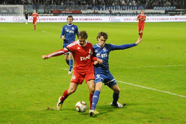 Локомотив - Динамо 3-2