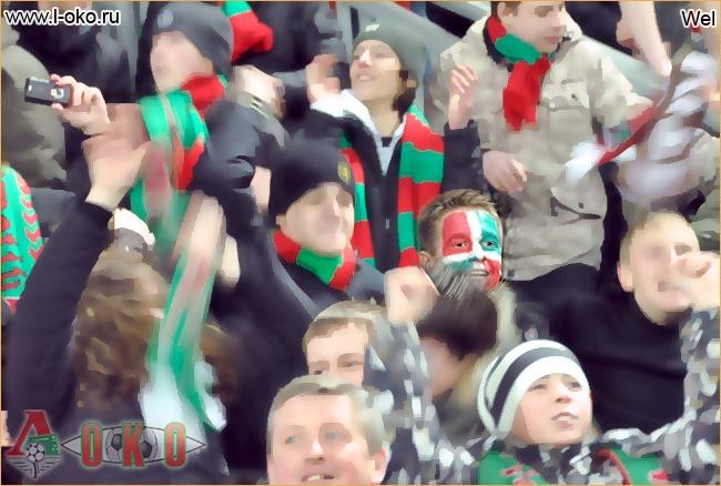 Локомотив - Крылья Советов 3-0.