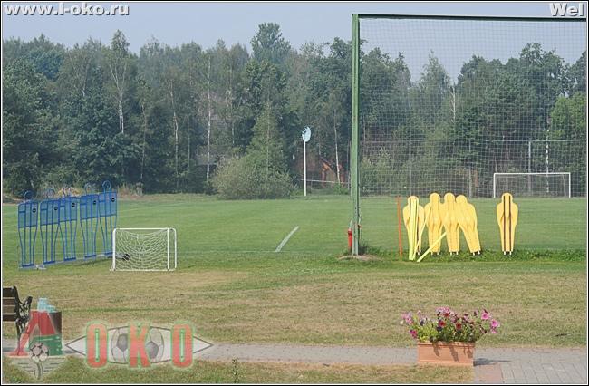 Лоськов вернулся в Локомотив