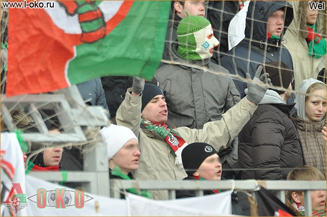 Рубин - Локомотив Москва 2-0