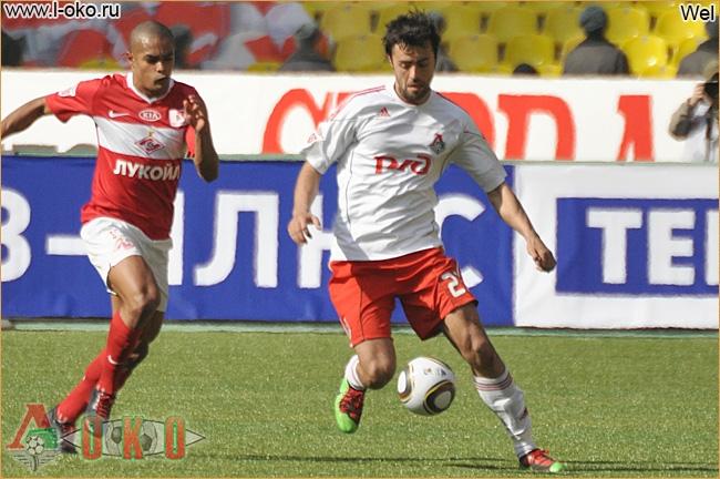 Спартак - Локомотив 2-1