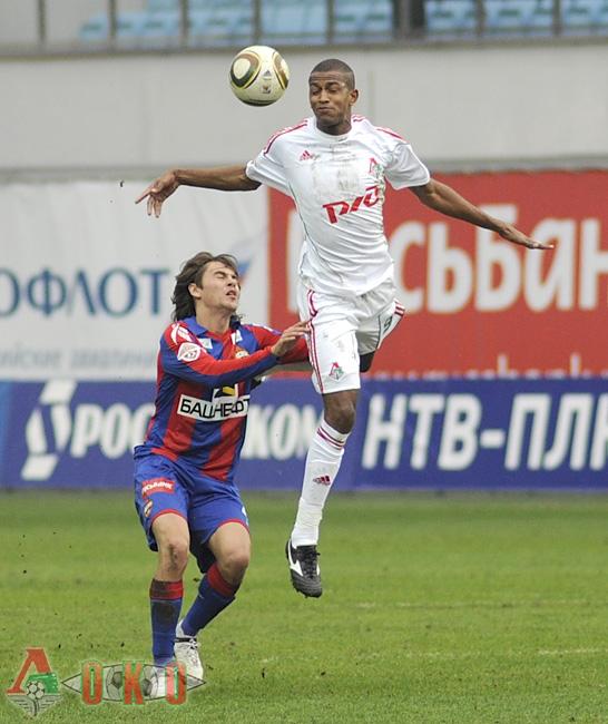 ЦСКА - Локомотив 1-1