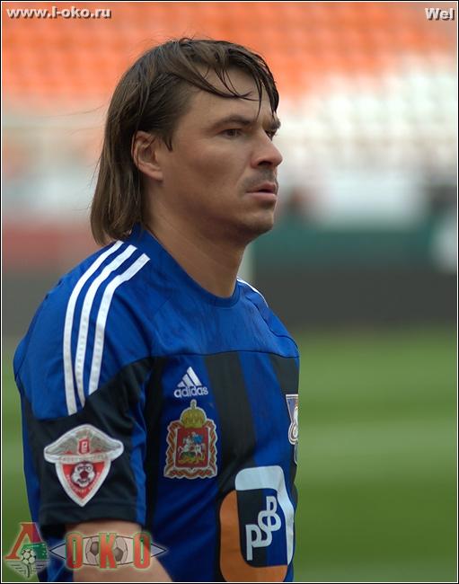 Товарищеский матч ФК Локомотив - Сатурн 2-2