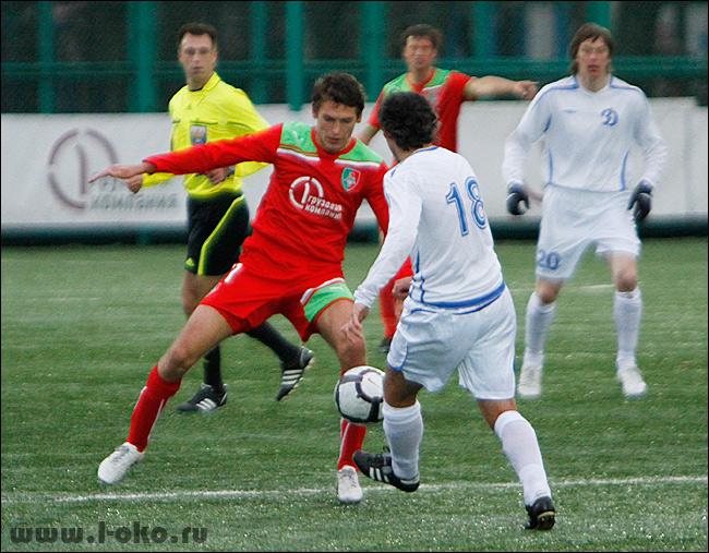 Локомотив-2 - Динамо Вологда