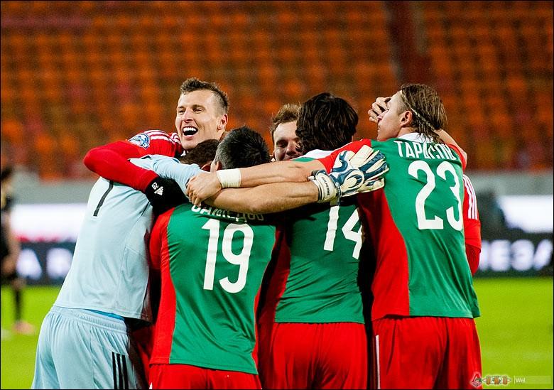 Локомотив вышел в полуфинал Кубка России