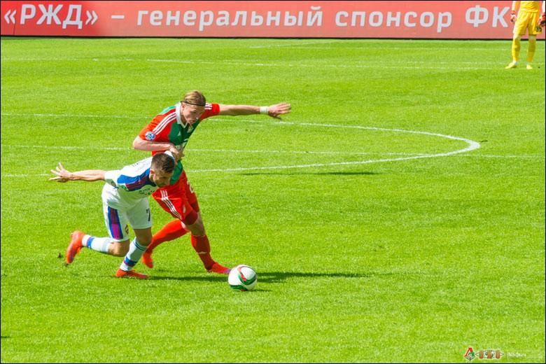 ФК Локомотив - ПФК ЦСКА
