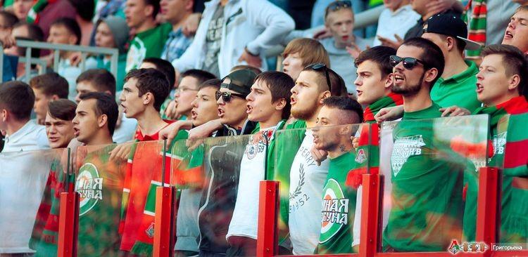 ФК Локомотив -ФК Кубань 1-1