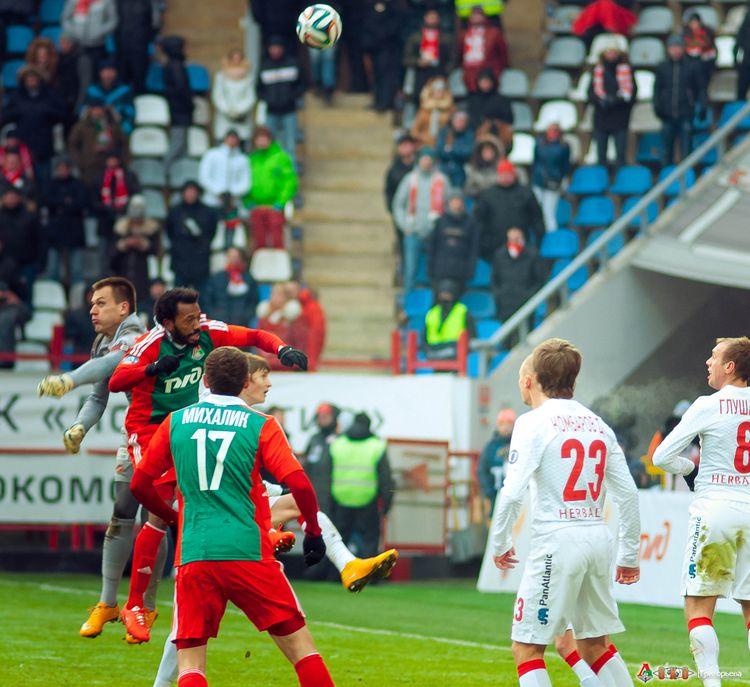 ФК Локомотив - ФК  Спартак 1-10