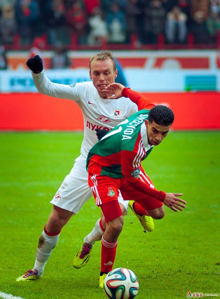 ФК Локомотив - ФК  Спартак 1-14