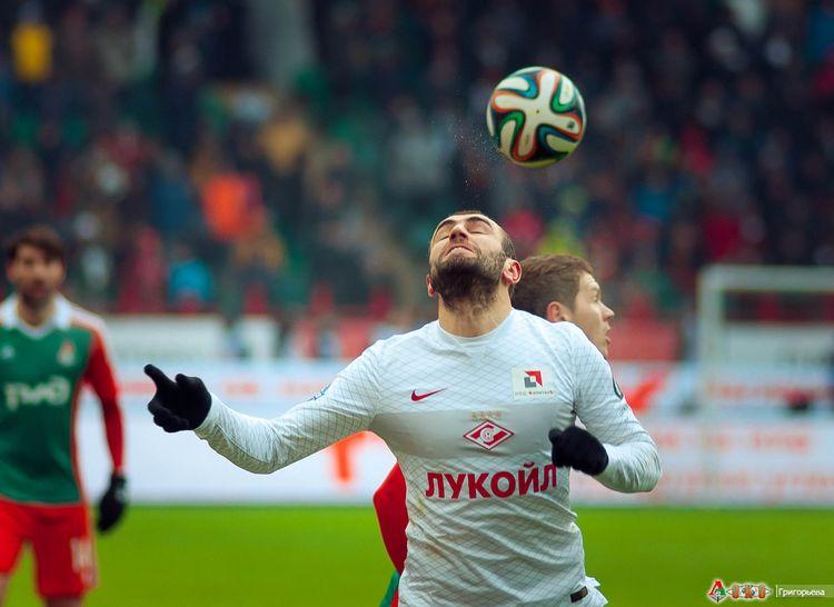 ФК Локомотив - ФК  Спартак 1-18