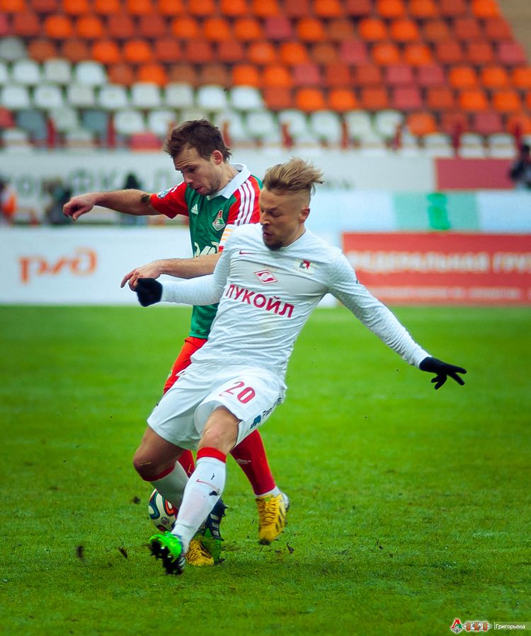 ФК Локомотив - ФК  Спартак 1-19