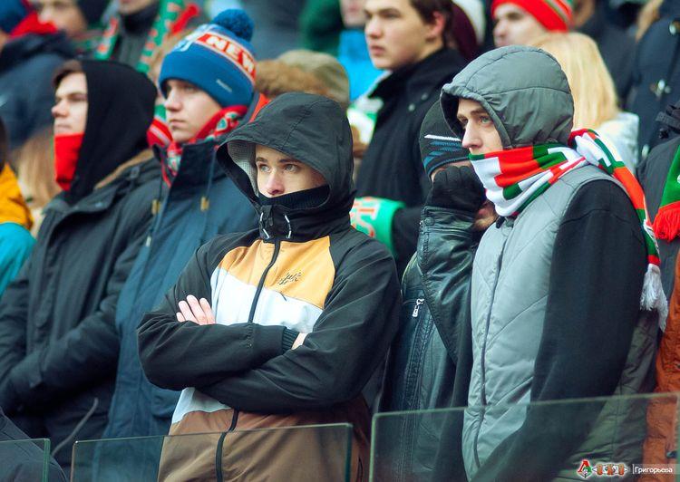 ФК Локомотив - ФК  Спартак 1-21