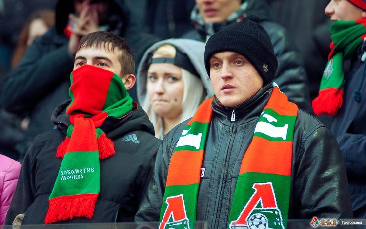 ФК Локомотив - ФК  Спартак 1-22