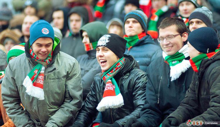 ФК Локомотив - ФК  Спартак 1-23