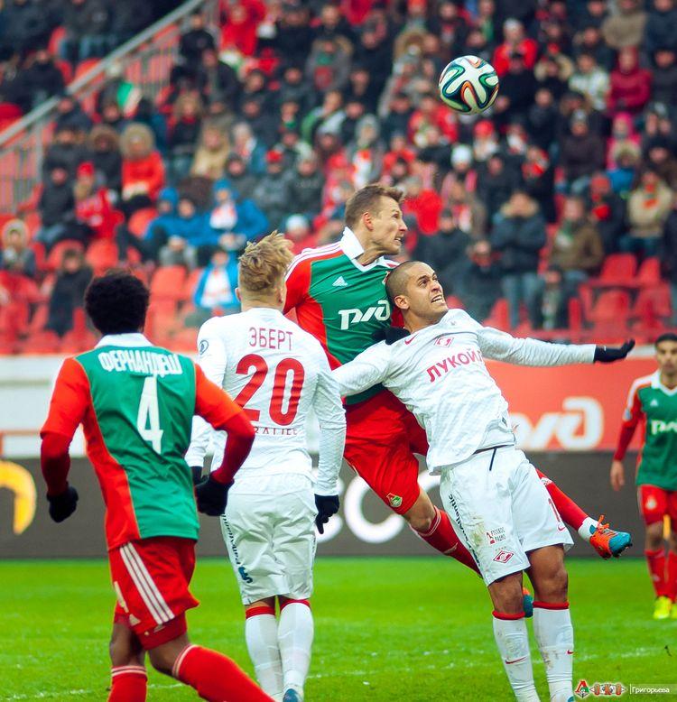 ФК Локомотив - ФК  Спартак 1-25