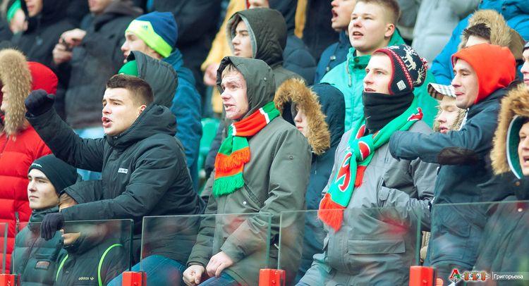 ФК Локомотив - ФК  Спартак 1-27