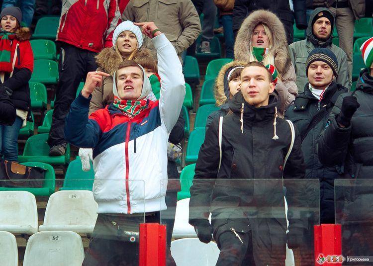 ФК Локомотив - ФК  Спартак 1-32