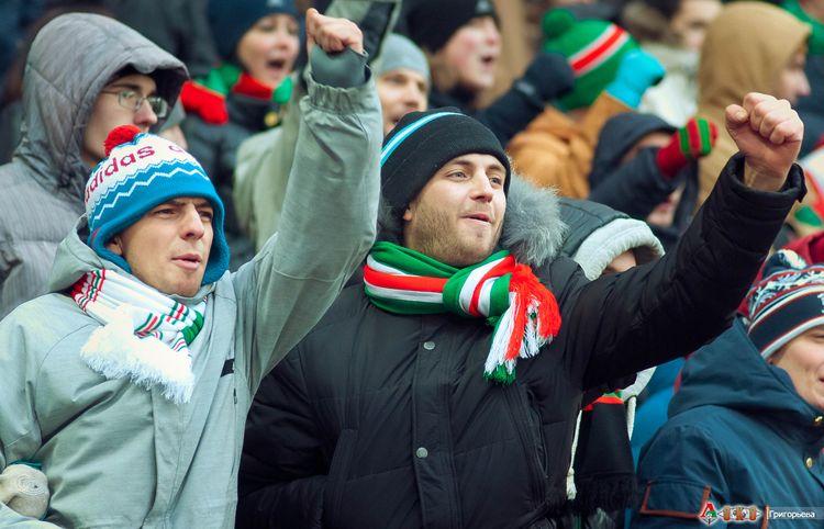 ФК Локомотив - ФК  Спартак 1-34