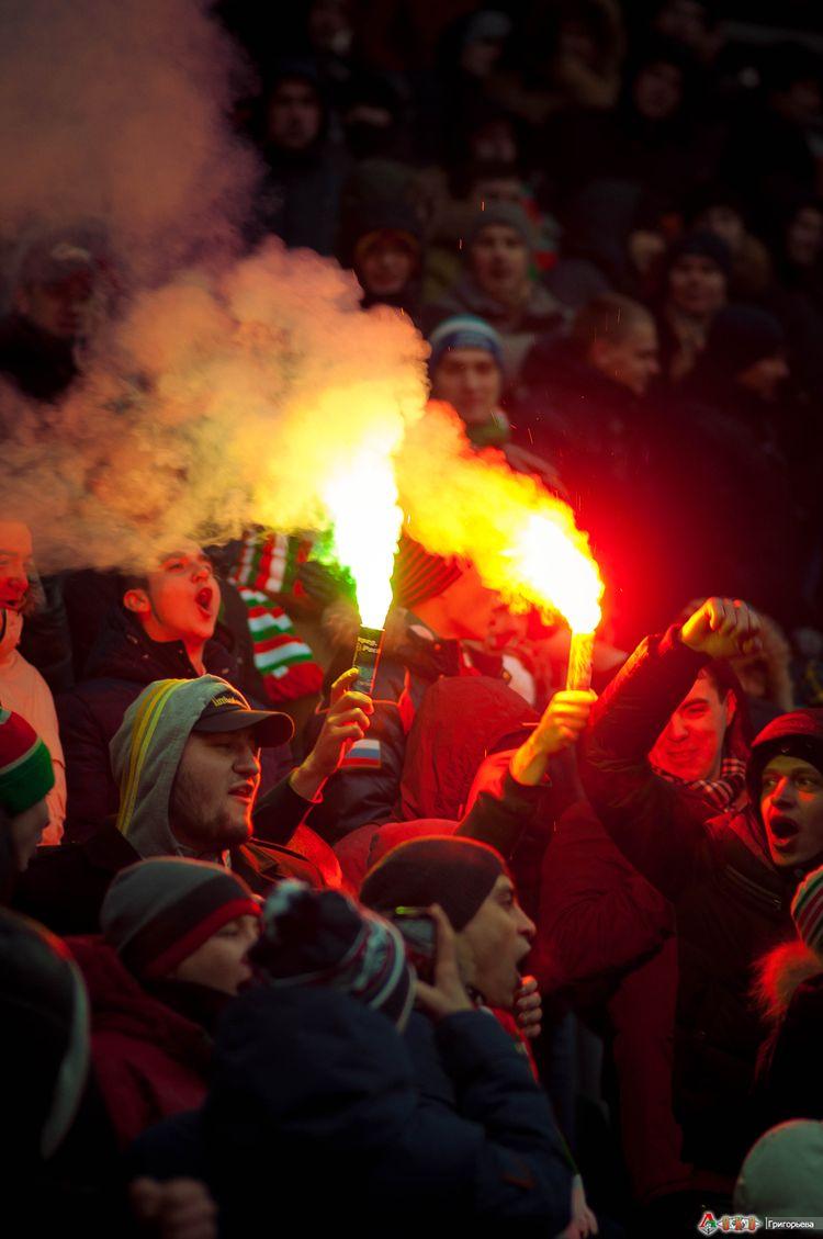 ФК Локомотив - ФК  Спартак 1-37