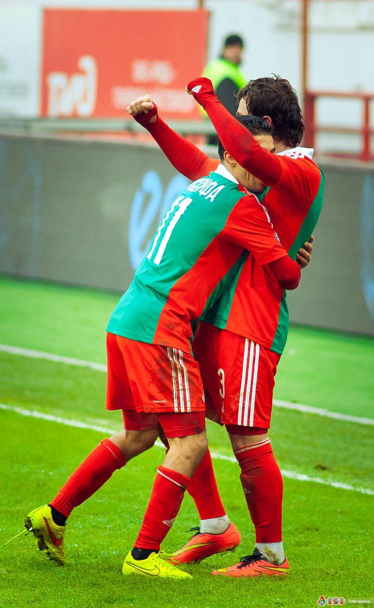 ФК Локомотив - ФК  Спартак 1-39